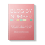 Blog by Number hard-cover-top-3 square