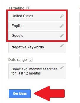 Google Planner Step 6