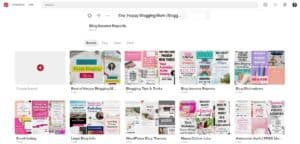 Pinterest covers mess