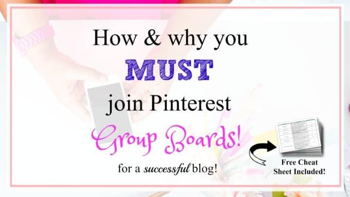 Pinterest Group Boards Featured Image